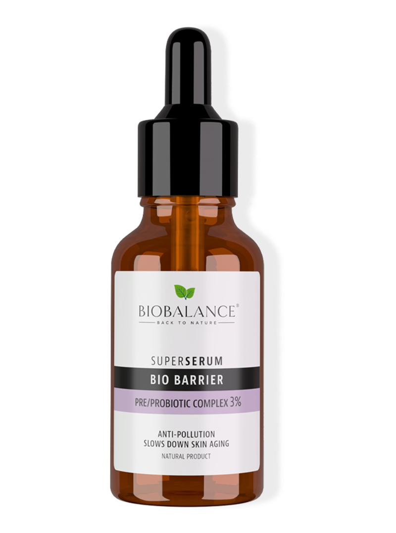 BIO BARRIER PRE/PROBIOTIC COMPLEX 3% SUPER SERUM