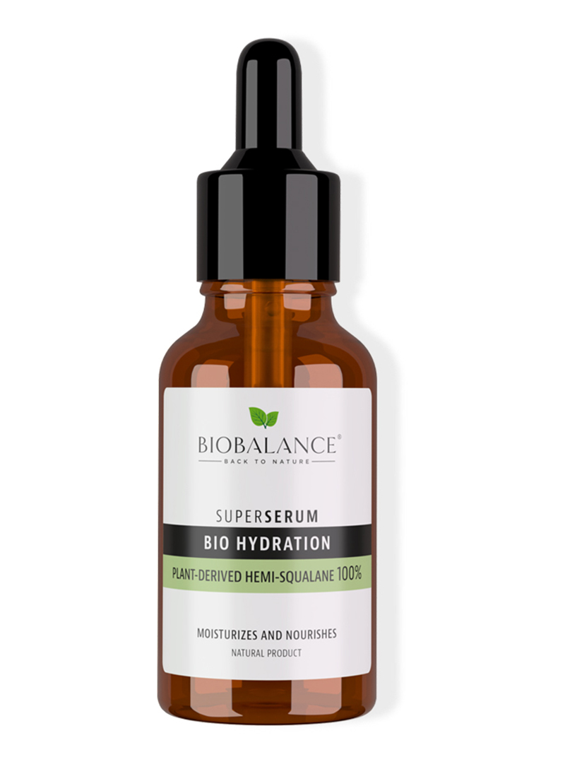BIO HYDRATION PLANT-DERIVED HEMI-SQUALANE 100% SUPER SERUM
